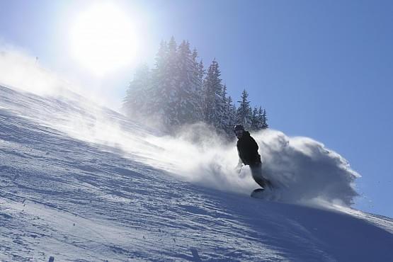 <span>Snowboarden</span>Freeride & Freestyle