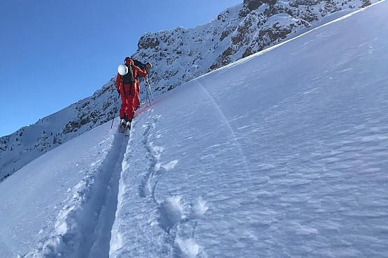 <span>Skitouren</span>Kitzbüheler Alpen
