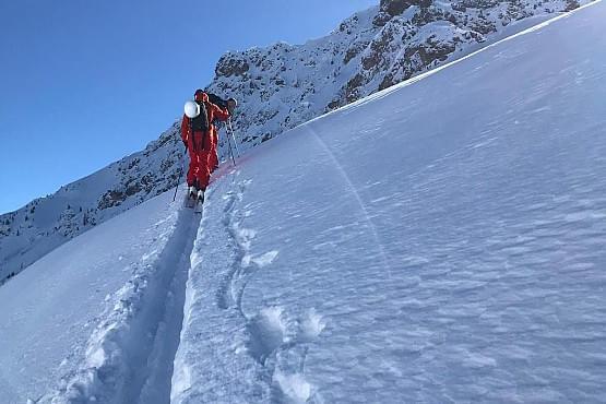 <span>Skitours</span>Kitzbüheler Alpen
